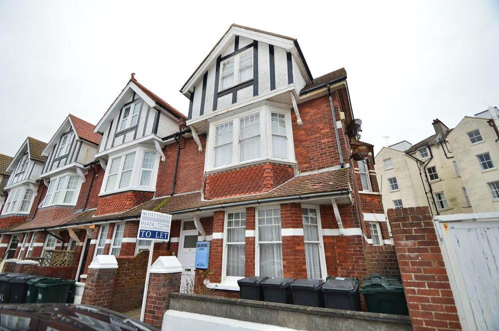 Hampden Terrace, Latimer Road, Eastbourne, East Sussex, BN22 7BL